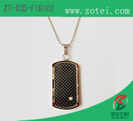 NFC necklace tag