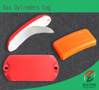 Gas cylinders tag