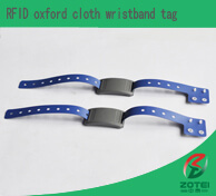 RFID oxford cloth wristband